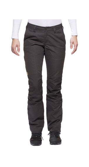 Fjällräven Nilla Trousers Women Dark Grey